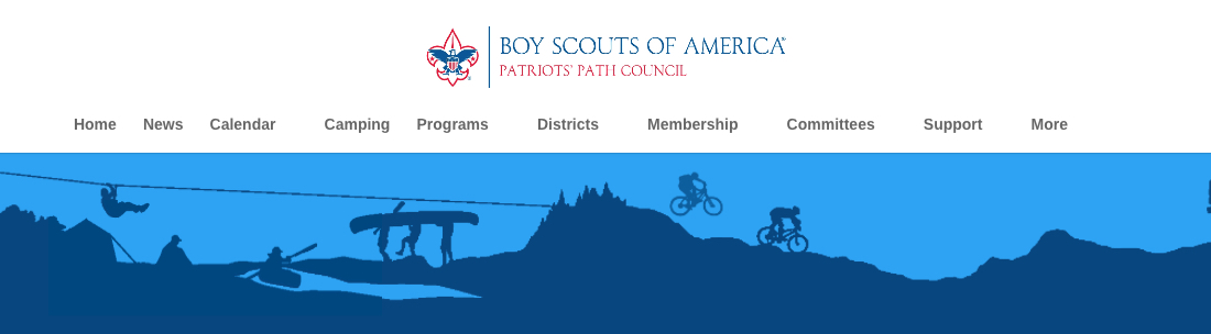 Boy Scouts of America - Patriots' Path Council